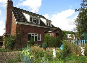 Thumbnail 3 bed detached house for sale in High Street, Tittleshall, King's Lynn