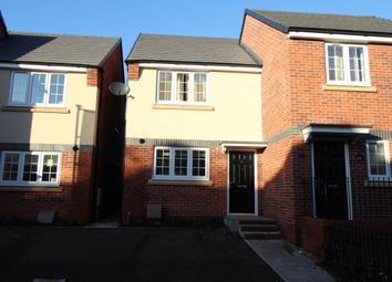 Thumbnail 2 bed semi-detached house for sale in Lyme Gardens, Commercial Road, Hanley, Stoke-On-Trent
