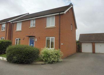Thumbnail 4 bedroom property to rent in Brickton Road, Hampton Vale, Peterborough