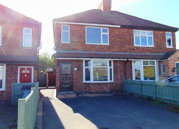 Thumbnail 3 bed semi-detached house for sale in Grendon Road, Polesworth, Tamworth