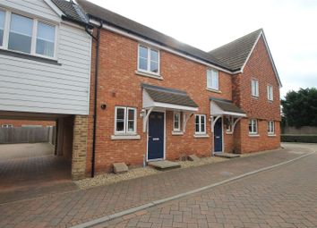 Thumbnail 2 bed end terrace house for sale in Weymouth Road, Wainscott, Kent