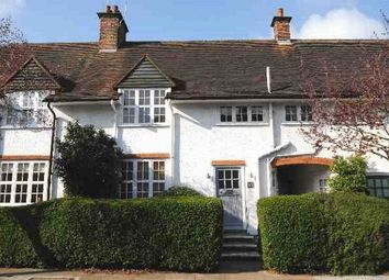 Thumbnail 3 bed cottage to rent in Willifield Way, Hampstead Garden Suburb