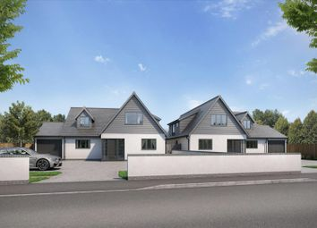 Thumbnail 4 bed detached house for sale in Dobbs Lane, Kesgrave, Ipswich