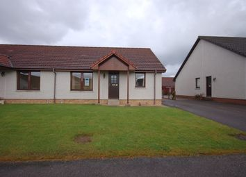 Thumbnail 2 bedroom semi-detached bungalow to rent in Castle Heather Crescent, Inverness