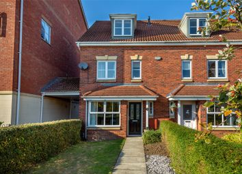 Thumbnail 4 bed end terrace house for sale in Armstrong Way, York