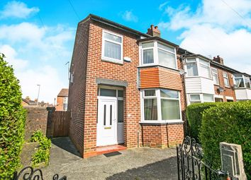 Thumbnail 3 bed semi-detached house for sale in Essex Road, Manchester