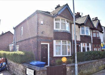 Thumbnail 2 bed town house for sale in Cauldon Road, Shelton, Stoke-On-Trent
