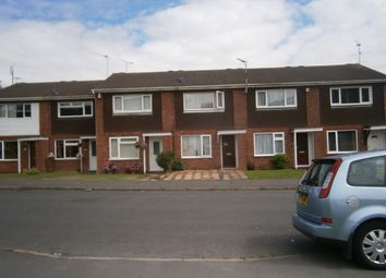 Thumbnail 2 bed terraced house for sale in Tresillian Road, Exhall Coventry