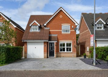 Thumbnail 3 bed detached house for sale in Elmsett Close, Great Sankey, Warrington