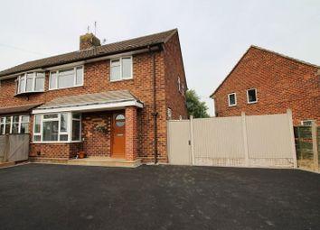 Thumbnail 3 bedroom semi-detached house for sale in Villa Close, Biddulph, Stoke-On-Trent