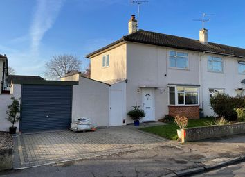 Thumbnail 2 bed end terrace house for sale in Rothbury Road, Chelmsford