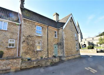 Thumbnail 4 bed terraced house for sale in The Leas, Cottesmore, Oakham