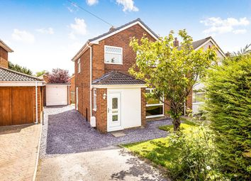 Thumbnail 3 bed detached house for sale in Llys Argoed, Mynydd Isa, Mold