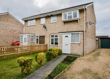 Thumbnail 3 bed semi-detached house for sale in Tollgate, South Bretton, Peterborough