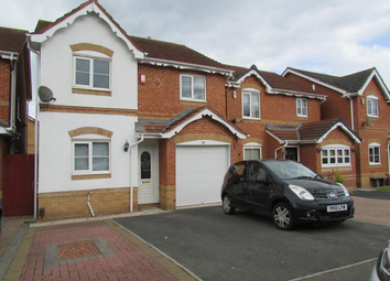 Thumbnail 3 bed detached house for sale in Whin Meadows, Hartlepool