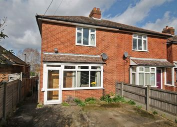 Thumbnail 3 bed semi-detached house for sale in Ashford Road, Canterbury