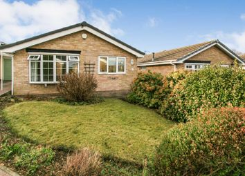 Thumbnail 2 bed bungalow for sale in Draycott Place, Dronfield Woodhouse, Derbyshire
