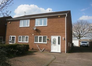 Thumbnail 3 bed semi-detached house for sale in Grosvenor Avenue, Long Eaton, Nottingham
