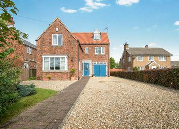 Thumbnail 4 bedroom detached house for sale in Old Trent Road, Beckingham, Doncaster