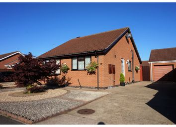 Thumbnail 2 bed semi-detached bungalow for sale in Trafalgar Park, New Waltham, Grimsby