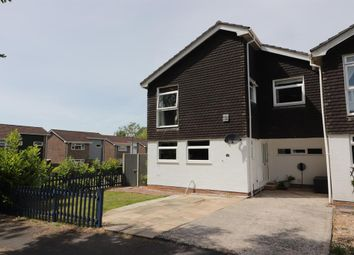 Thumbnail 4 bed end terrace house for sale in Dorset Way, Yate, Bristol