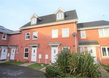 Thumbnail 3 bed town house for sale in Brutus Court, North Hykeham