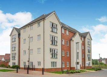Thumbnail 2 bedroom flat for sale in Antigua Way, Newton Leys, Bletchley, Milton Keynes