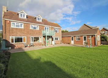 Thumbnail 4 bed detached house for sale in Victoria Road, Milford On Sea, Lymington