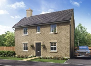 "Thumbnail 3 bedroom detached house for sale in ""Buchleigh"" at Burlow Road, Harpur Hill, Buxton"