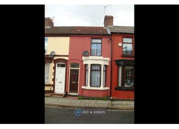 Thumbnail 2 bedroom terraced house to rent in Macdonald Street, Liverpool