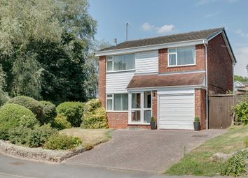Thumbnail 3 bed detached house for sale in Walkwood Road, Crabbs Cross, Redditch