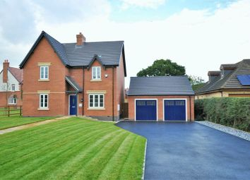 Thumbnail 4 bed detached house for sale in Plot 1, The Aran, Moira