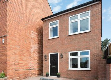 Thumbnail 3 bedroom detached house for sale in York Street, Hasland, Chesterfield