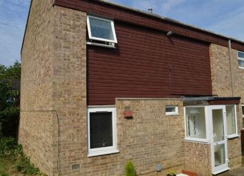 Thumbnail 3 bed end terrace house for sale in Oldenmead Court, Lings, Northampton