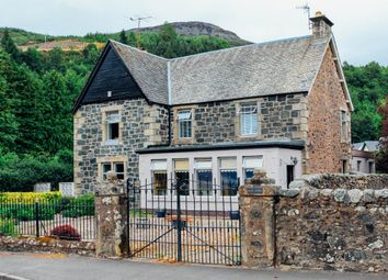 Thumbnail 6 bed detached house for sale in St Fillans, St Fillans