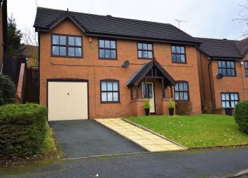 Thumbnail 4 bedroom detached house for sale in Geneva Drive, Birches Head, Stoke-On-Trent