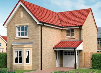 "Thumbnail Detached house for sale in ""The Orwell"" at Redcar Lane, Redcar"