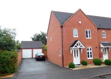 Thumbnail 3 bed end terrace house for sale in Lee Meadowe, Chase Meadow, Warwick, Warwickshire
