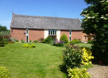 Thumbnail 5 bed barn conversion for sale in Bengate Barn, Worstead, North Walsham