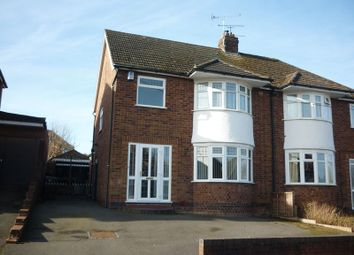 Thumbnail 4 bedroom semi-detached house for sale in Worsfold Close, Allesley, Coventry