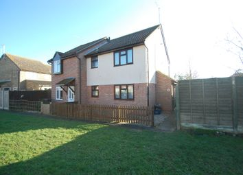 Thumbnail 1 bedroom semi-detached house to rent in Rowan Drive, Heybridge, Maldon