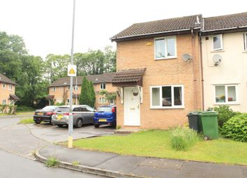 Thumbnail 2 bedroom end terrace house for sale in Woodlawn Way, Thornhill, Cardiff