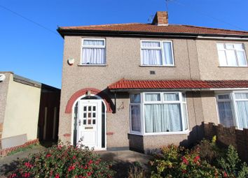 Thumbnail 3 bed semi-detached house for sale in Gordon Crescent, Hayes