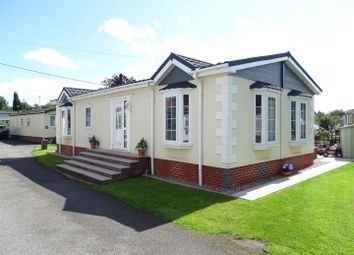 2 bed mobile/park home for sale in St. Christophers Road, Ellistown, Leicestershire LE67
