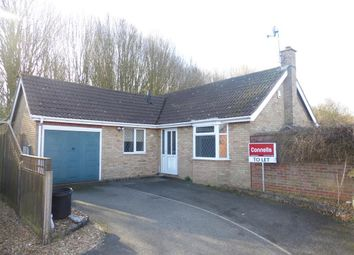 Thumbnail 2 bed bungalow to rent in Medeswell, Orton Malborne, Peterborough