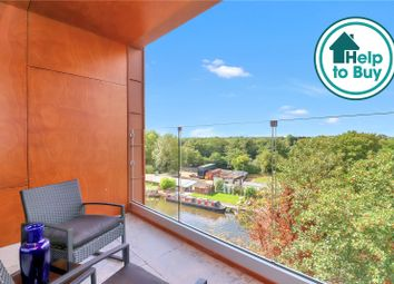 Thumbnail 2 bed flat for sale in Union Park, Packet Boat Lane, Uxbridge, Middlesex