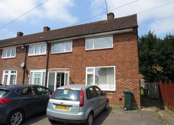 Thumbnail 3 bed end terrace house for sale in Prestwick Road, South Oxhey, Watford