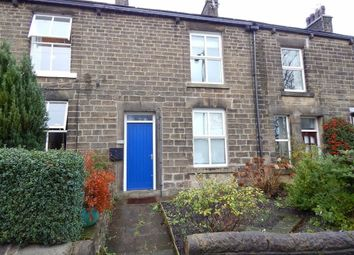Thumbnail 3 bed cottage for sale in Buxton Road, Chinley, High Peak