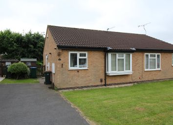 Thumbnail 2 bed semi-detached bungalow for sale in Haynestone Road, Coundon, Coventry