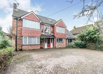 Thumbnail 5 bed detached house for sale in London Road, Aylesford